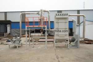 New Design Air Classifier Mill with Square Dust Collector pictures & photos