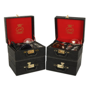 Glass Smoking Pipe Bottle Shisha Set with Bowl Tweezer Hookah pictures & photos