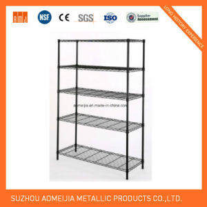 Hot Sale Metal Chrome Wire Flowers Shelf for Sri Lanka pictures & photos