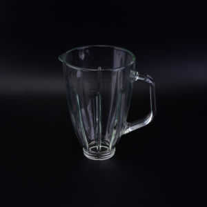 Wholesale Bottoms up Canned Beer Glasses Cup with Handle pictures & photos