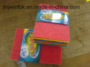 2017nylon Scouring Pad, Scourer pictures & photos