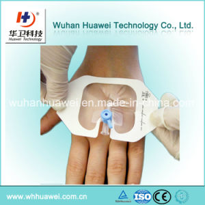 Medical Transparent IV Cannula Fixing Dressing Medical Supply Products pictures & photos