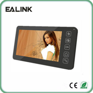 "7"" Handfree Video Door Phone with Memory Interphone"