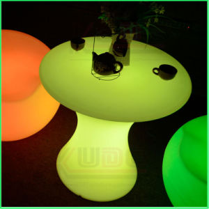 Glowing LED Cocktail Table Light up Furniture pictures & photos