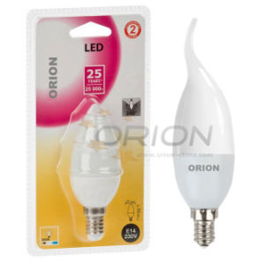 LED Bulb Lamp 5W E14 C35 LED Candle Light for Chandelier pictures & photos