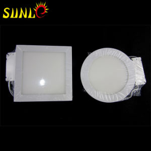 LED Light Flat Ceiling LED Panel Light 6W (SL-MBOO6) pictures & photos