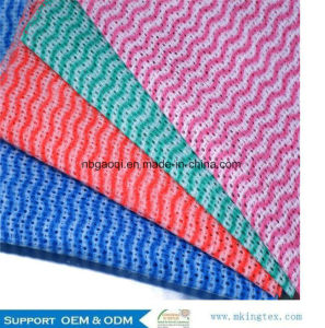 High Quality Spunlace Nonwoven Household Washcloth pictures & photos