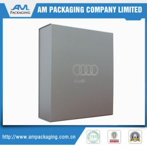 Custom Branded Folding Cardboard Storage Box Packaging Clothing Boxes pictures & photos