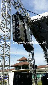 Xlc127 + Single 12 Inch 3 Way Concert Line Array Loudspeaker for Outdoor Event pictures & photos