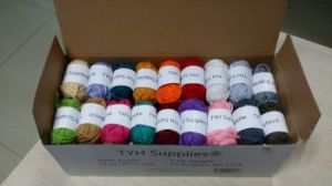 High Quality Hand Knitting Crocheting 100% Acrylic Yarn pictures & photos