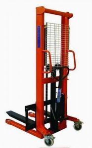 Manual Hydraulic Forklifter 1ton 2ton pictures & photos