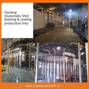 12000lbs Capacity Cleanfloor Type Dual Pillars Hydraulic Automotive Lift (212C) pictures & photos
