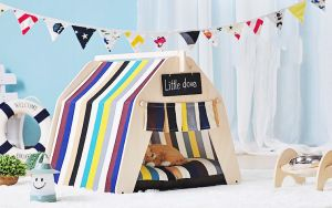 Pet House Tent Bed Perfect for Cats, Kittens and Puppies pictures & photos