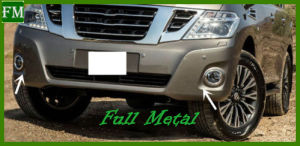Fog Light Cover Frame for Nissan Patrol 2014 pictures & photos