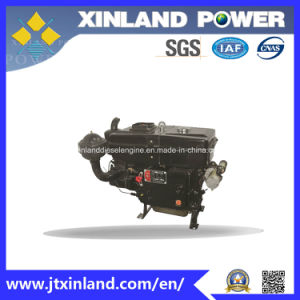Horizontal Air Cooled 4-Stroke Diesel Engine Zs1132 for Machinery pictures & photos