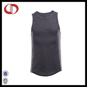 Wholesale Cotton Breathable Tank Top Sports Blank Vest pictures & photos