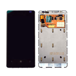 Mobile Phone Accessories for Microsoft Nokia Lumia 800 LCD Accessories Assembly pictures & photos