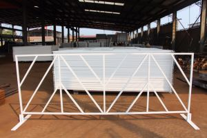 Temporary Control Barrier pictures & photos
