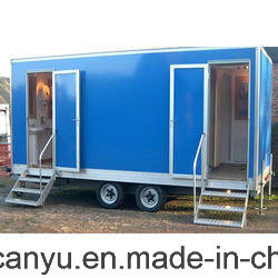 Movable Public Toilet Container House pictures & photos