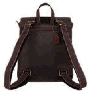 PU Genuine Leather Backpack for Women (BDMC062) pictures & photos