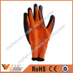 Industrial Chemical Resistent Nitrile Gloves pictures & photos