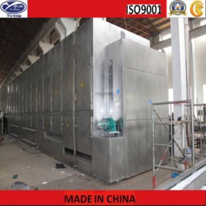 Magnesium Carbonate Chemical Multi Layer Mesh Belt Dryer pictures & photos