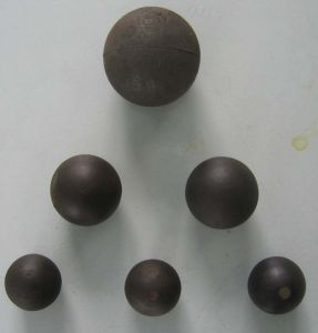 Forged Grinding Ball Usde for Mining Industry pictures & photos