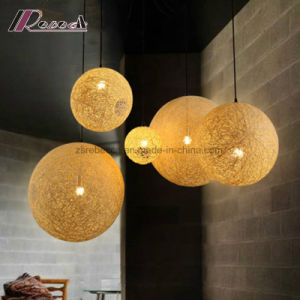 2017 Creative Arts Rattan Pendant Lamp for Dining Room pictures & photos