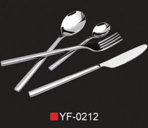 Stainless Steel Mirror Polish Flatware Set pictures & photos