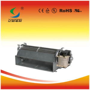 Asynchronous Cooling Fan Cross Flow Blower Motor (YJ61) pictures & photos