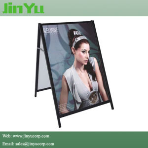 Pavement Metal Sign Holder with Coroplastic Graphic Insert pictures & photos