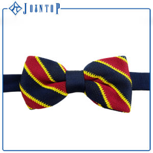 Factory Manufacturer Custom Polyester Adjustable Bow Tie Strap pictures & photos