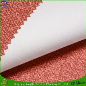Woven Polyester Jacquard Coating Fr Blackout Curtain Fabric pictures & photos