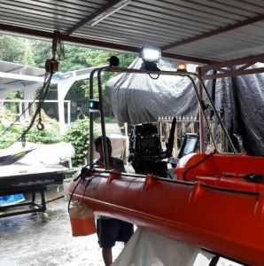 F40bml, 40HP 4-Stroke Outboard Engine pictures & photos