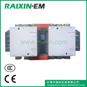Raixin Cjx2-F400n Mechanical Interlocking Reversing AC Contactor pictures & photos