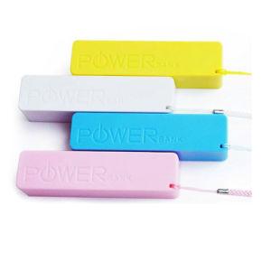 Candy Mini 2000mAh 2200mAh 2400mAh 2600mAh Capacity Portable Powerbank pictures & photos