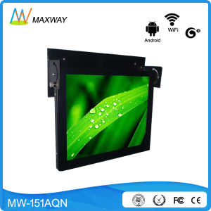 Support WiFi or 3G Network 15 Inch Bus LCD Display (MW-151AQN) pictures & photos