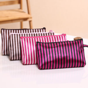 Promotional Travel Pouch Bag/Makeup Bag/ Cosmetic Bag for Ladies pictures & photos
