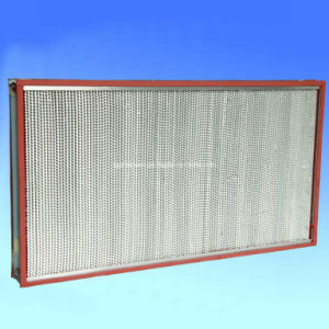 Rigid Cell HEPA Filter for High Temperature (HT) pictures & photos