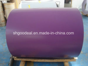 Color Coated Steel Coils Sheets with High Quality pictures & photos