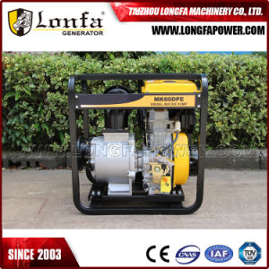6inch (160mm) High Volume Powerful Diesel Engine Water Pump pictures & photos