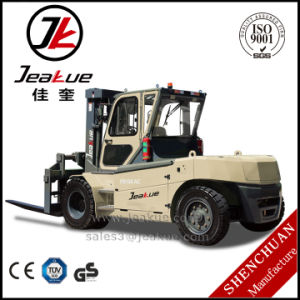 High Quality 12t -15t Counterbalance Diesel Forklift Price pictures & photos