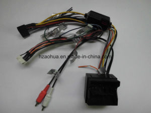 in-Car Electronics Wire Harenss Cable Assembly pictures & photos