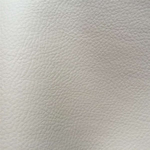 Synthetic PVC Leather for Car Seat Covers Hx-C1707 pictures & photos