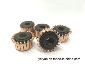 16 Hooks Commutator for DC Motor pictures & photos