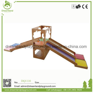 Popular Daycare Indoor Kids Used Soft Play Equipment in Wenzhou pictures & photos