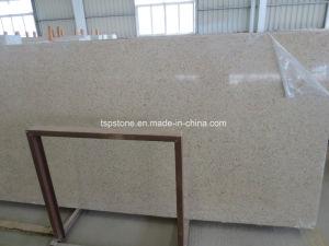 Light Beige Artificial Marble Quartz Stone pictures & photos