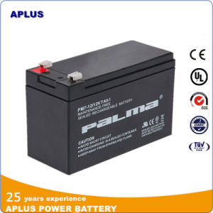 World-Class Quality 12V 7ah Solar Batteries for Security System pictures & photos
