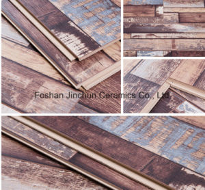 Color Mathcing Antique Lamina Flooring Tile pictures & photos