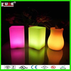 Christmas Color Change LED Light Table Lamp Toys Gifts pictures & photos